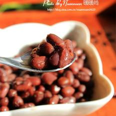焖出来的蜜红豆