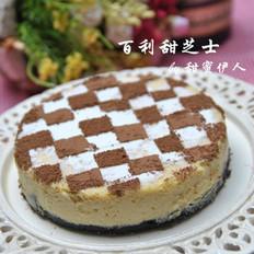 百利甜酒芝士蛋糕