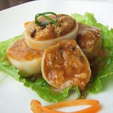 鱿鱼燕麦圈