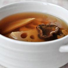 松茸莲藕汤