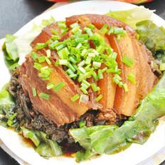 冬菜腐乳扣肉