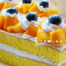 舒芙蕾蛋糕