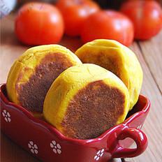 香酥南瓜红豆饼