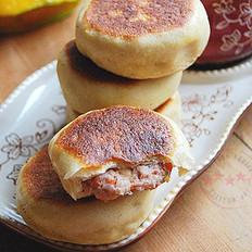 萝卜丝猪肉馅饼