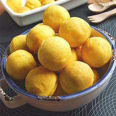 金黄南瓜鸡蛋仔糕