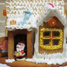 圣诞糖果屋