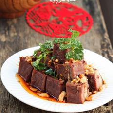 红油香酥驴肉的做法大全
