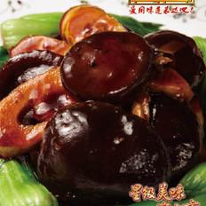 节节高升烧笋菇