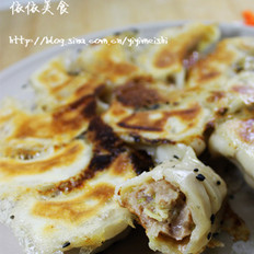 大白菜猪肉馅饺子