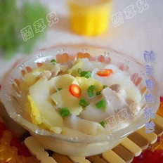 酸菜白肉粉丝