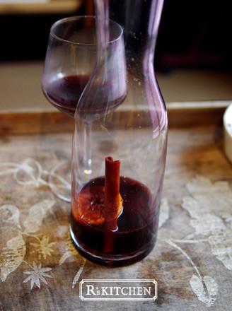 冬日热红酒的做法