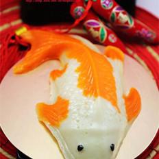 黄金锦鲤年糕