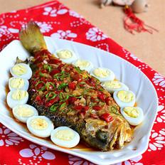 红运黄花鱼