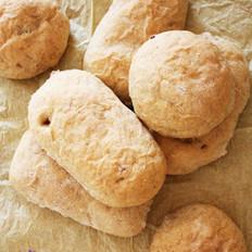 芒果榛子面包