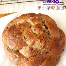 果干杂粮面包