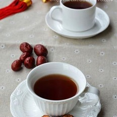 罗汉果山楂茶