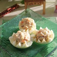 蛋白豆腐丸子