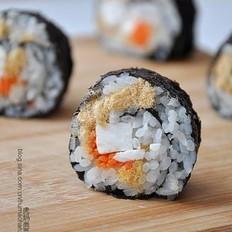 咸蛋黄寿司