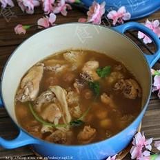 花胶养颜鸡汤