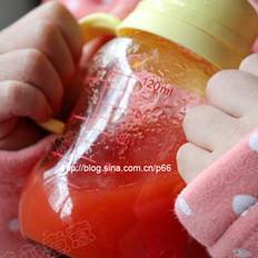 宝宝番茄汁