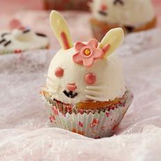 草莓杯子蛋糕
