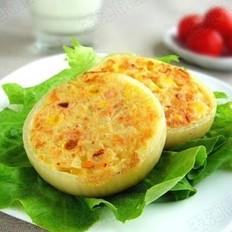洋葱田园土豆饼