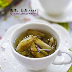 牛蒡生姜葱白萝卜水