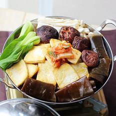 蔬菜锅的做法大全
