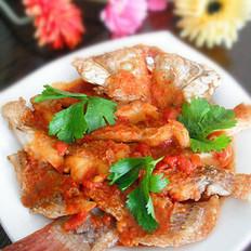 茄汁红鲷鱼
