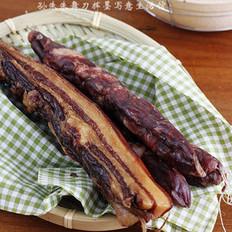 自制广式腊肉
