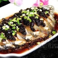 豆豉蒸鱼的做法