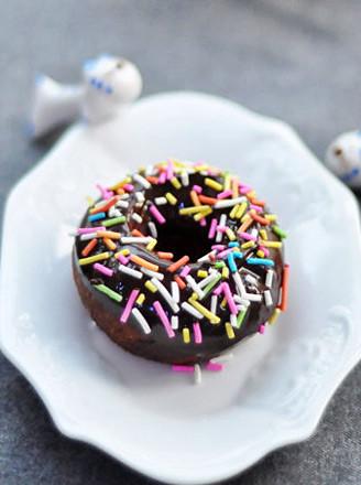 巧克力甜甜圈的做法
