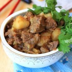 羊肉炖土豆的做法大全