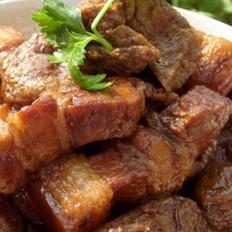 油豆腐燉肉