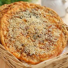 洪湖肉炕饼