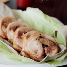 粽叶糯米鸡腿卷