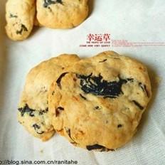 海苔肉松小饼
