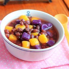 红豆薯圆糖水