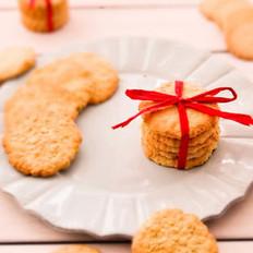 手工燕麦饼干