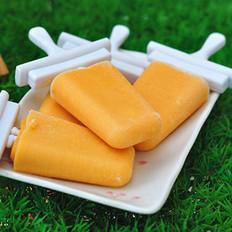 芒果牛奶冰棒