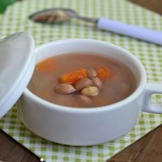 清润龙骨木瓜汤