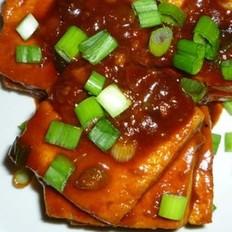 韩泰酱烧豆腐