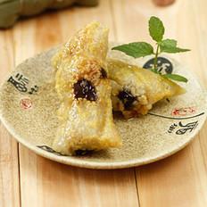 大黄米枕形粽
