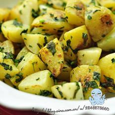 罗勒小土豆