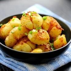 肉汁小土豆