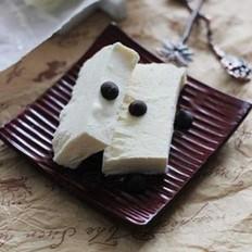 香草奶油冰砖