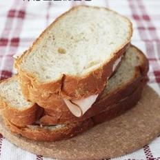 洋葱土豆泥面包