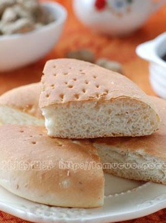 橄榄油香草饼的做法