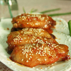 蒜香番茄酱烤鸡翅