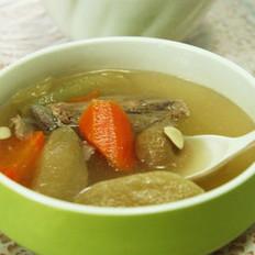 苹果红萝卜骨头汤